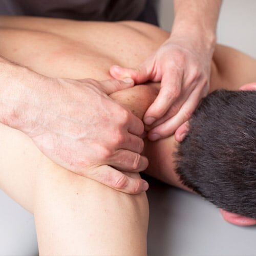 Deep Tissue Massage in Calgary AB